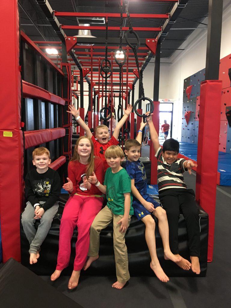 FUNday Sunday at Humble Ninja Fitness